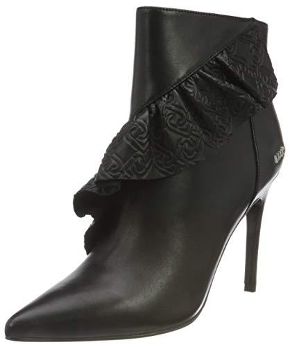 Liu Jo Jeans Milu - Botas de moda para mujer Negro Size: 35 EU
