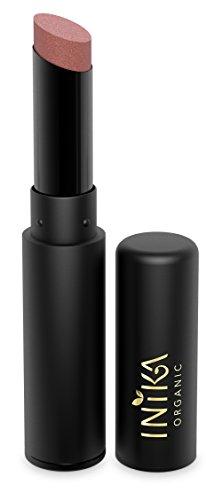 Inika Certified Organic Lip Tint, Shea Butter, Coconut Oil, Hydrating, Nourishing, Vegan 3.2g (Mulberry)