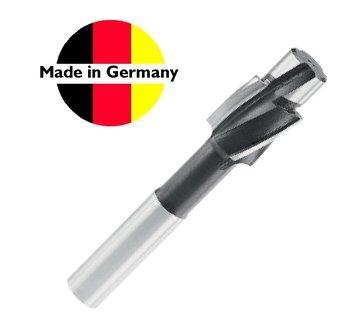 HSS Flachsenker / Zapfensenker zyl. Schaft f. Kernloch M10