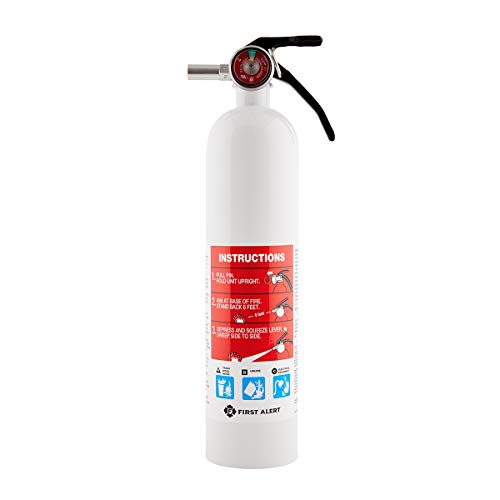 First Alert 1039894 Marine Fire Extinguisher, 14