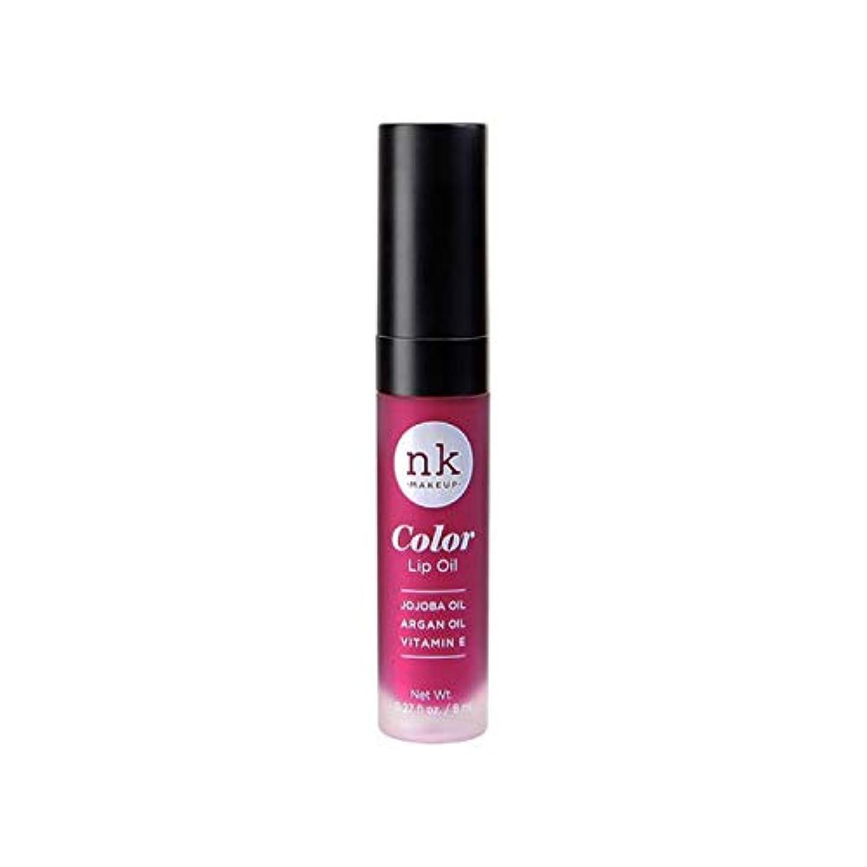 歩道正義慣れるNICKA K Color Lip Oil - Kahala (並行輸入品)