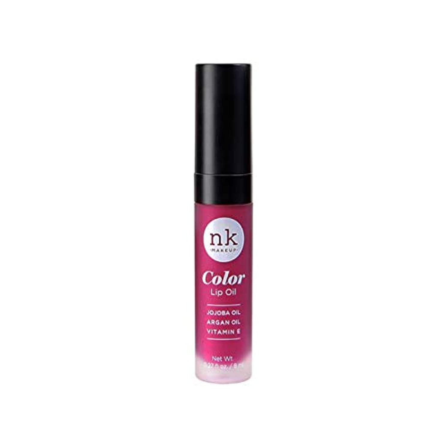 くつろぎ管理する楽しませる(3 Pack) NICKA K Color Lip Oil - Kahala (並行輸入品)