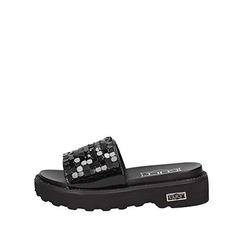 Cult CLE104328 Sandalias Mujer Negro 40 (Ropa)