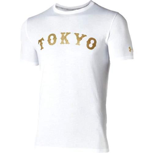 UNDER ARMOUR(アンダーアーマー) 読売ジャイアンツ/巨人 グッズ UA GIANTS TOKYO TEE - S