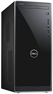 Latest_Dell Inspiron 3670 デスクトップ 第8世代 Intel Core i5+8400 プロセッサ 24GB メモリ (8GB DDR4 RAM + 16GB Intel Optane メモリ) 1TB HHD ワイヤレス+Bluetooth HDMI Win 10