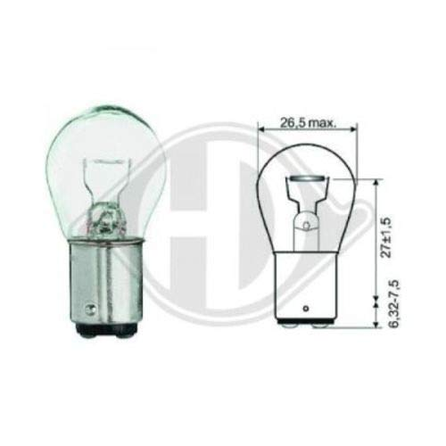 Glühlampe, Blink-/Begrenzungsleuchte