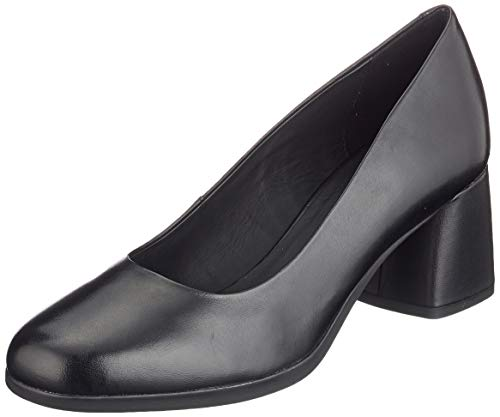 Geox Damen D Calinda MID B Pumps, Schwarz (Black C9999), 40 EU