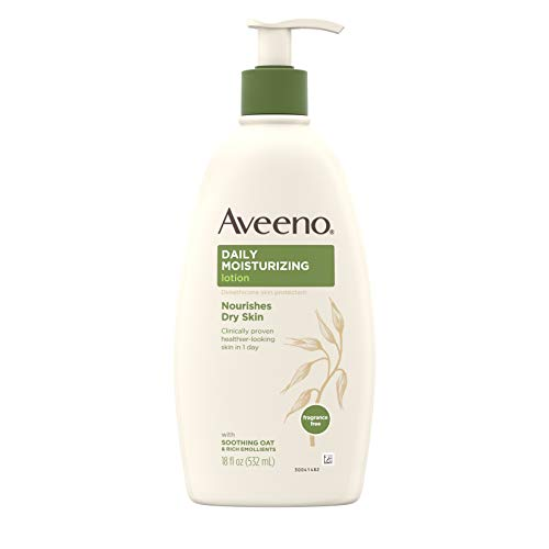 Cremas Body Lotion marca Aveeno