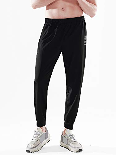 Neleus Men's Athletic Workout Running Pants, 7010,One Piece of:...