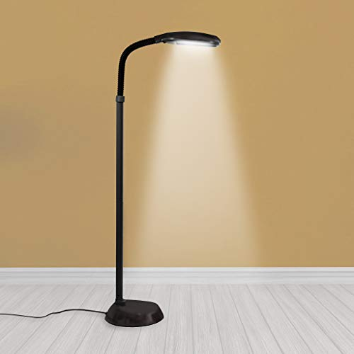 Kenley Natural Daylight Lamp - Floor Standing Reading Task...