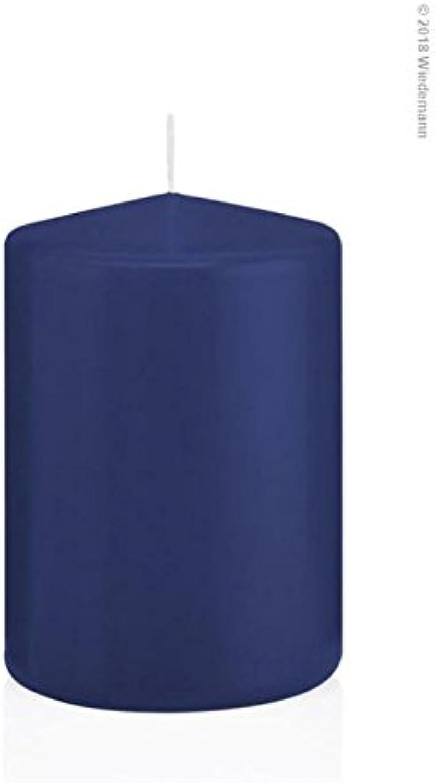 12Bougies Pilier 100 70mm (Bleu foncé)