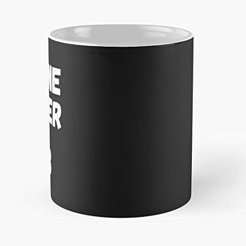 2020 Tema de gas Ozono Día Curación Capa Tierra Formación Rotación Molécula Comer Comida Bite John Best Taza de café de cerámica de 11 Oz