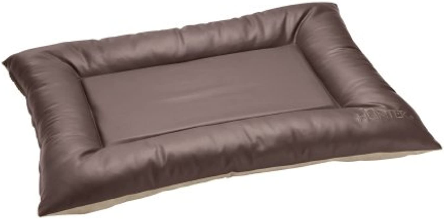 HUNTER Dog bed Blackpool 100x70 cm brown