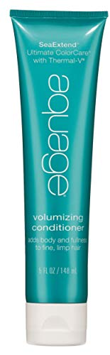 AQUAGE SeaExtend Volumizing Conditioner, 5 Oz, Luxurious Conditioner that Prevents Haircolor Fade and Thermal Heat Styling, Adds Volume, Shine, and Fullness Without Frizz