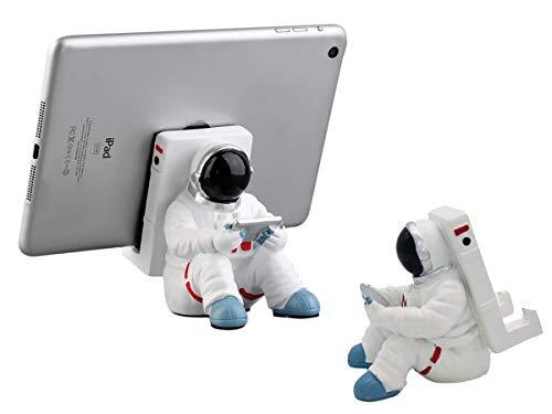 I-Total CM3297 - Soporte para teléfono móvil con forma astronauta