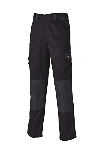 Dickies ED24//7R BRR 34 Everyday Pantalon Taille 50 Noir//Rouge