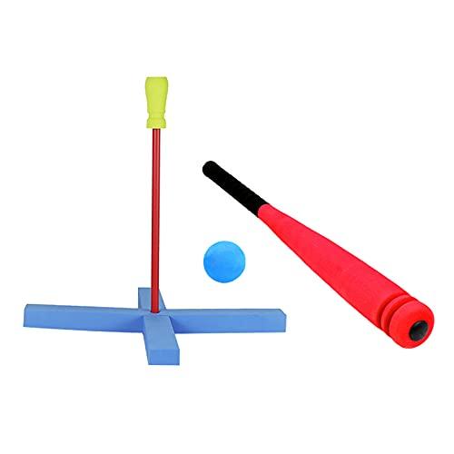 sharprepublic Juego de Juguetes de Béisbol EVA Bat Fitness Sports Play Game Regalo para Niños Al Aire Libre