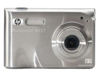 HP PhotoSmart R927 - Cámara Digital Compacta 8.5 MP (3 Pulgadas LCD, 3X Zoom Óptico)