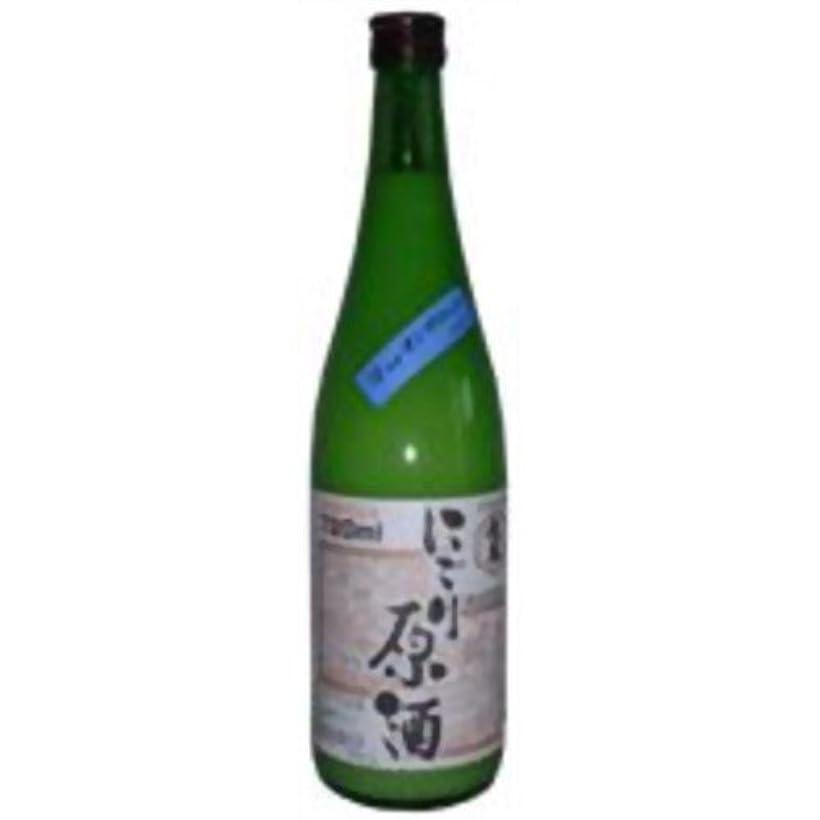 ハリウッドトレーニング喪720ml 日本最南端の清酒蔵 亀萬酒造 にごり原酒