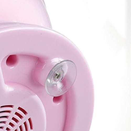 Bestron suikerspinmachine in retro design IJs. roze