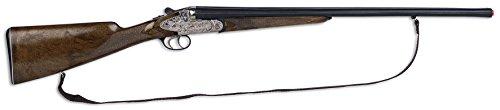 Gonher - Escopeta de 2 tiros, 84 x 14 cm (37-111)