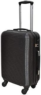 New Travel Luggage Trolley Bag, Black