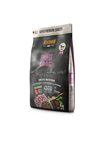 Belcando Finest Croc [4 kg] Hundefutter | Trockenfutter für kleine & mittlere Hunde | Alleinfuttermittel für ausgewachsene Hunde ab 1 Jahr