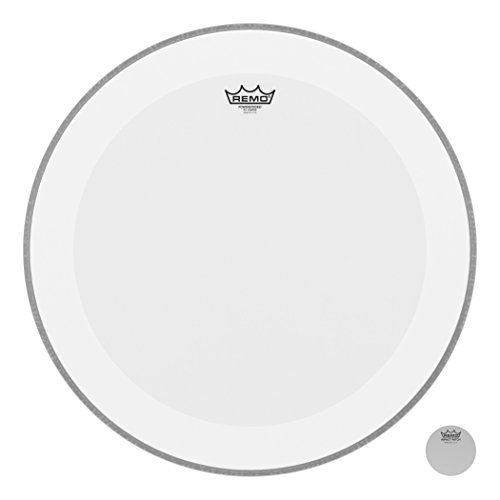 Remo Powerstroke P4 Coated Bass Drumhead, 22'