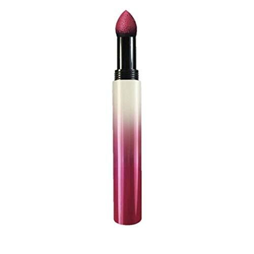 Pwtchenty Matte Lippenstift Set Puder Lipstick Mit Ultra Weichem Applikator Farbintensives, Mattes Finish & 8h Halt Antihaft-Cup-Lippenstift