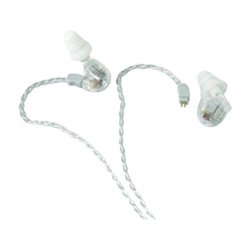 """FiiO 120cm / 47.24"""" Replacement Cable for Westone UM3XRC/W4R, JH Audio JH13/JH16 and Earsonics SM64 Headphones, Silver"""