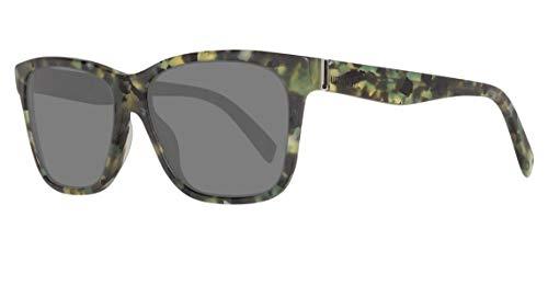 Just Cavalli Sonnenbrille JC736S 5756A Gafas de Sol, Verde (Olive), 57 para Hombre