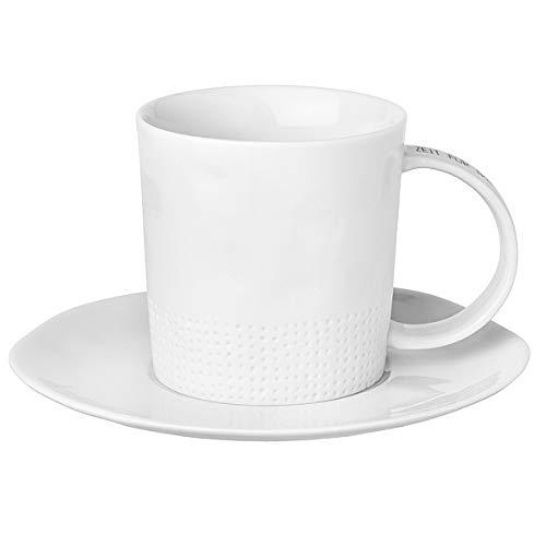räder GmbH Tasse mit Untertasse Zeit für Mich