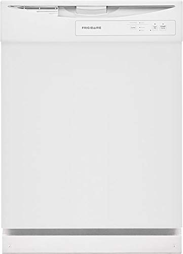 Frigidaire 24' White Built-In Dishwasher - FDPC4221AW