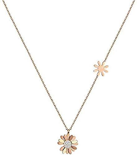 quanjiafu Necklace Necklace Small Garland Temperament Female Clavicle Chain