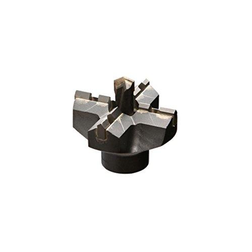 DIAGER 373bd66–Testa Power Max C/Punta centraggio 66mm