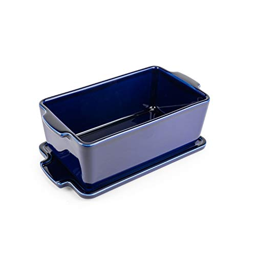 Peugeot Saveurs 60480 Appolia Terrine (600 bis 700 g), Blau
