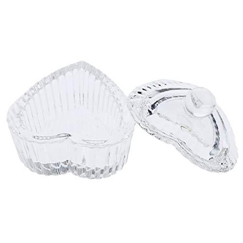oshhni Tarros de Vidrio Multifuncionales Tarro Tarro Tarros de Crema Tarros de Crema Cosméticos - A6