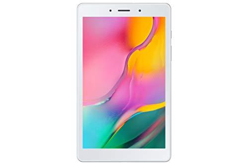 Samsung Galaxy Tab A 8.0, Wi-Fi + 4G Tablet, 20.31 cm (8 inch), 2GB RAM, 32GB ROM Expandable, Slim and Light, Silver