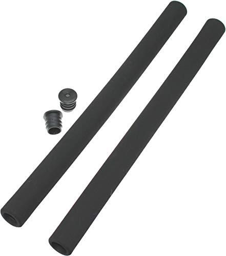 P4B | Lenkerüberzüge - High Density | 6 x 22 x 400 mm | Länge = 400 mm