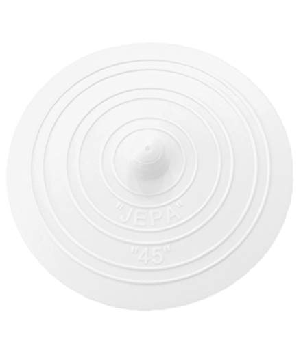 TOP CUISINE Bouchon Baignoire Universel Plastique Silicone de Bain Lavabo Baignoire Evier Cuisine Salle de Bain 11,5CM Bouchon de vidange 2+1 Gratuit (pour 2 Bouchons achetés Le 3ème Gratuit)