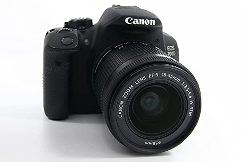 Canon EOS 700D Spiegelreflexkamera-Set,...