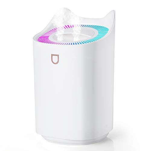 【2021最新版】卓上加湿器の人気おすすめランキング30選【冬の乾燥対策に】
