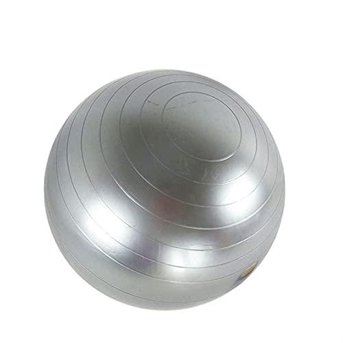 45 cm / 55 cm / 65cm / 75cm / 85cm Bola grande de yoga, bolas de fitness extra gruesas, deportes de yoga Gimnasio Balance de entrenamiento Fitball, para mejorar la fuerza del poder del núcleo, flexibi