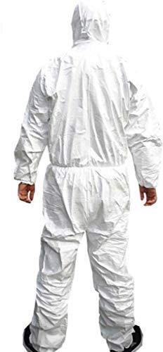 NMYYV Protección Total y Seguridad en el Trabajo, una Vez Que la Ropa de protección, Ropa de protección a Prueba de Polvo, la Pieza Humana, L *, L *,es