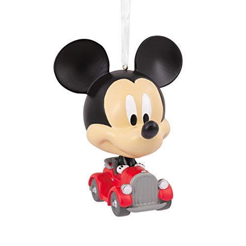 Hallmark Christmas Ornament, Disney Mickey Mouse Bouncing Buddy