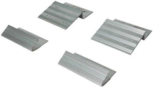 Highland (0700500 Ramparts 8' Aluminum Ramp Top and Bottom Kit - 4 Piece