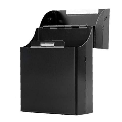Aisoway Bewegliche magnetische Zigaretten Aluminum Zigarettenetui Thin Zigarrentabak Halter-Taschen-Kasten-Speicher-Container-Geschenkbox