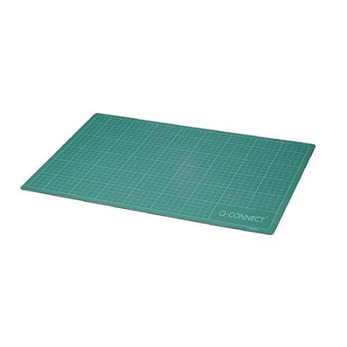 Q-Connect Paper Cutter Green, Guillotina/Cortador de papel (95.8 cm, 645 mm, A1, 958 x 645 x 6 mm)