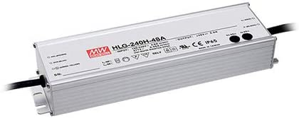 HLG-240H-15A AC/DC Power Supply Single-OUT 15V 15A 225W 5-Pin