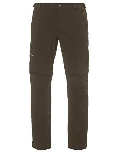 VAUDE Farley Stretch T-Zip Pantalon II Pantalon Homme Tarn FR : L (Taille Fabricant : 52-Short)